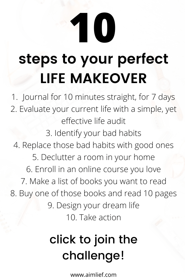 life makeover challenge